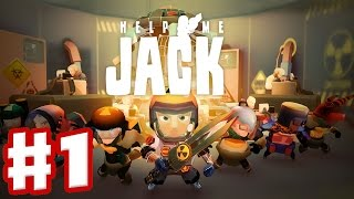 Help Me Jack: Save The Dogs Adventure Gameplay #1 - Commander Shooter Jack