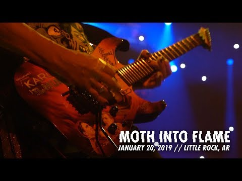Metallica: Moth Into Flame (Little Rock, AR - January 20, 2019)