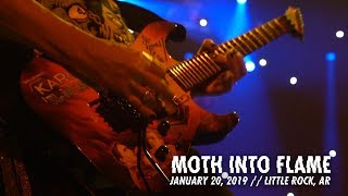 Gambar cover Metallica: Moth Into Flame (Little Rock, AR - January 20, 2019)