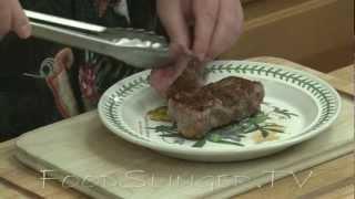 Restaurant-style New York Strip Steak