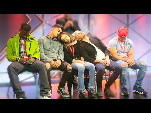 YOUTUBERS GET HYPNOTISED!!