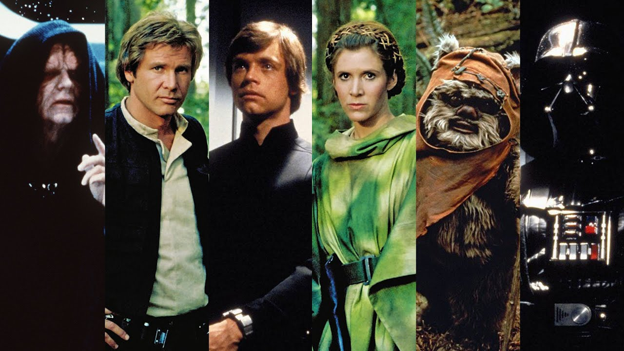 Star Wars 6 Stream