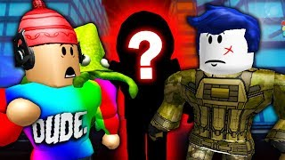 THE LAST GUEST - A NEW BOSS IN ROBLOX JAILBREAK?! ( A Roblox Jailbreak Update Roleplay Story)