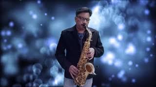 409:- Main Tujhe Chhod Ke - Saxophone Cover | Kumar Sanu | Trinetra