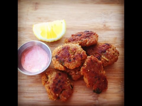 Easy Turkey Cutlets / Turkey Kababs Recipe (Fathers Day Recipe ideas)