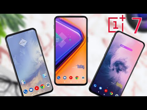Install OnePlus 7 Pro Live Wallpapers And Static Wallpapers Now! 🏃