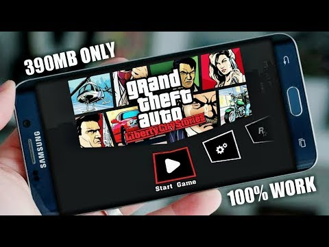 [390MB] How To Download GTA Liberty City Stories In Android/iOs