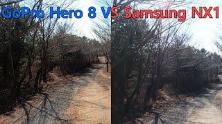 액션캠 고프로8 일본카메라 대체 가능할까? (삼성NX1…