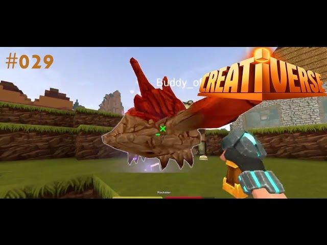 Let's Play Creativerse | Das Tier-Gehege füllt sich | Folge #029
