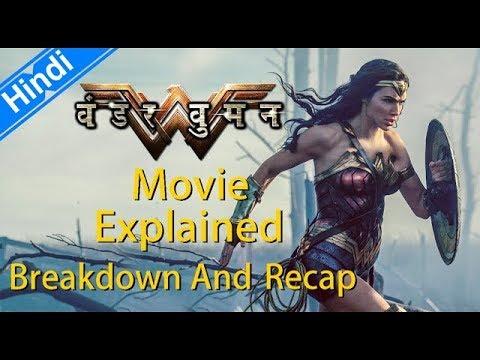 Wonder Woman Movie Ending Explained In...