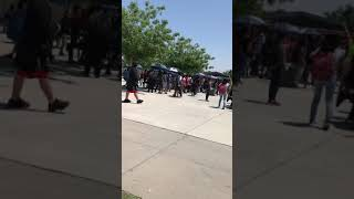 Fight happened at school