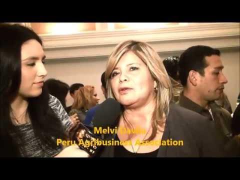 Peru's yellow pepper & pisco party