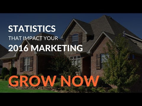 The Marketing Statistics That'll Impact Your Business In 2016