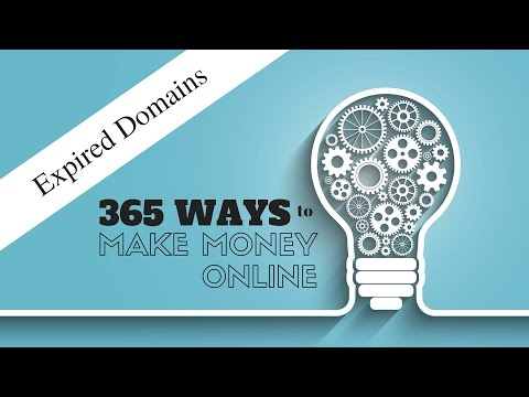 Buy and Sell Expired Web Domains