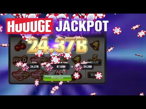 Huuuge Casino Jackpot 24B