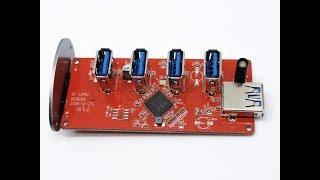 Ремонт USB 3.0 Hub от BlitzWolf