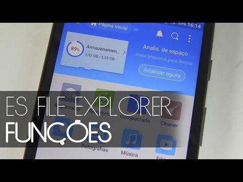 Es File Explorer - Gerenciador de arquivos, downloads, limpador e muito mais