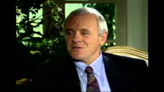 Remains of the Day: Anthony Hopkins Exclusive Interview