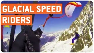 Speed Skiing Through the Alps | Need for Speed