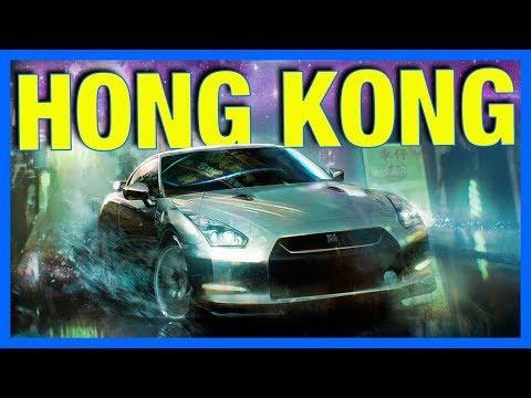 Forza Horizon 4 : Hong Kong?