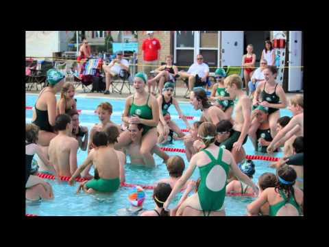 Fair Oaks swim team 2015