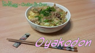 Ricetta - Oyakodon (japanese Recipe Rice With Chicken)