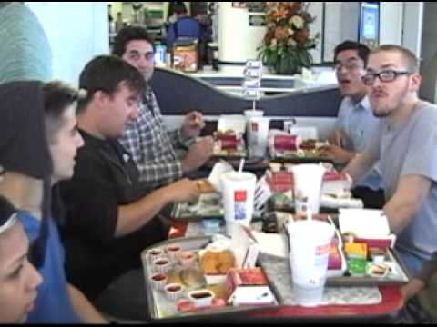 Eating Challenge #3 San Marcos, CA Feb 4th 2012 Chicken Nuggets