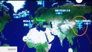 euronews - space - O satélite Jason 2 vigia as mudanças...