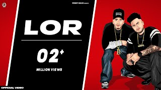 Lor (Official video) | Romey maan | Bling |Sulfa | Ikjot | new punjabi songs 2021