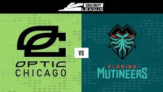Elimination Round 1 | @OpTic Chicago vs @Florida Mutineers | Championship Weekend | Day 1
