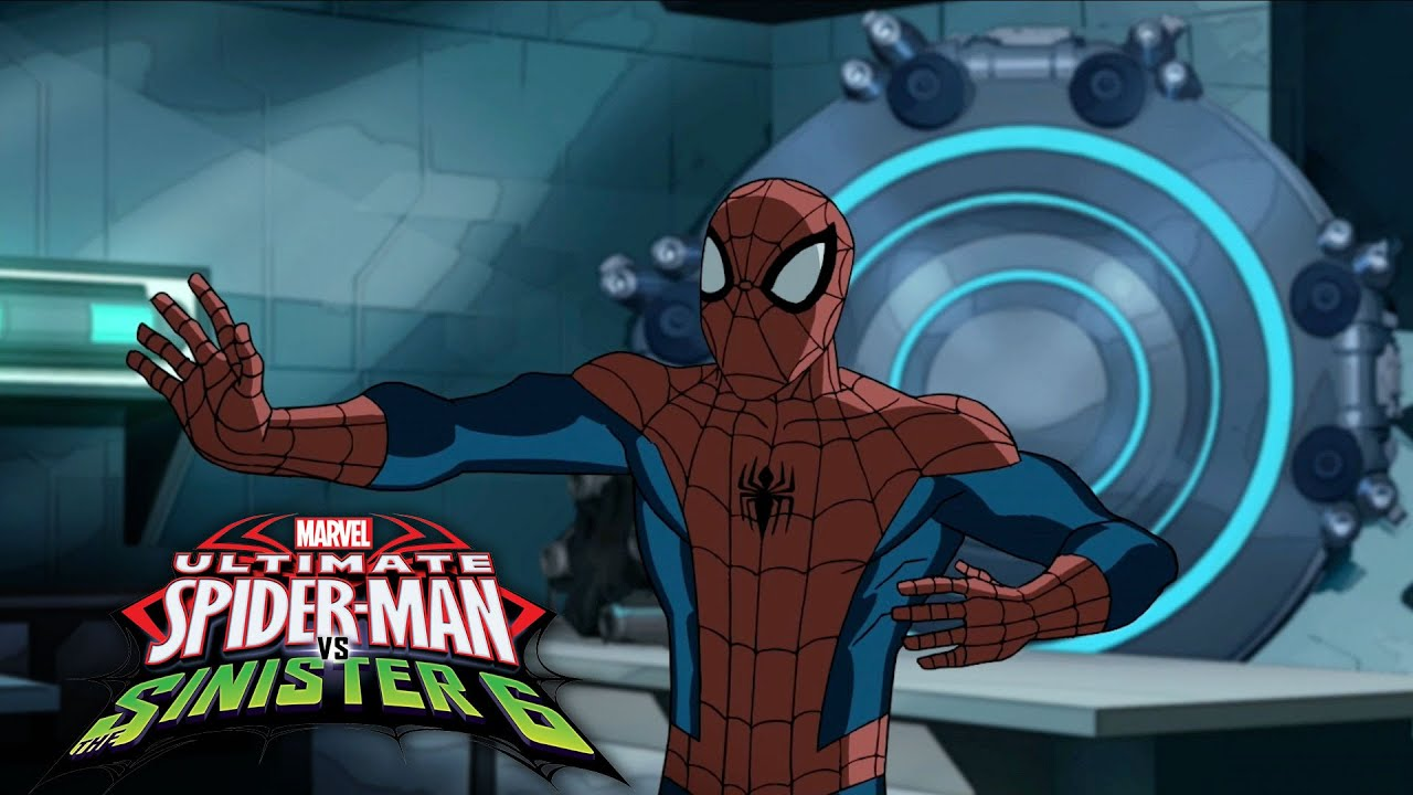 marvel's ultimate spider-man vs. the sinister 6 season 4, ep. 5