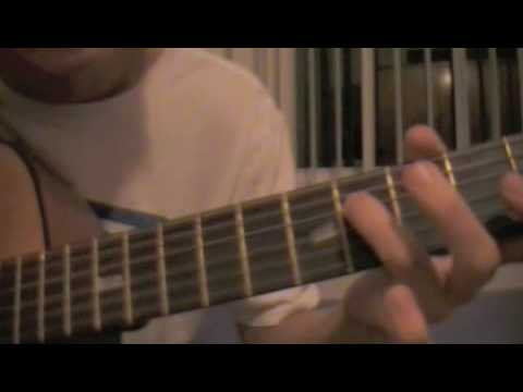 How to play Mona Lisa by The All American Rejects (Guitar Lesson ...