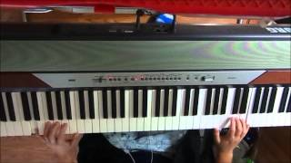How to Play Felitsa by Yanni (Piano Tutorial)