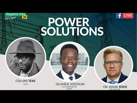 Catalysing Nigeria's Economic Growth Through Renewable Energy