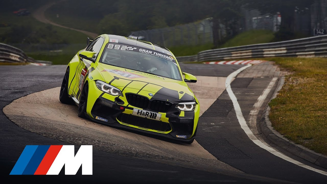 2021 ADAC TOTAL 24h-Race Nuerburgring - Final Lap driven by Markus Flasch.