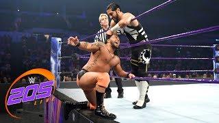 Mustafa Ali vs. Louie Valle: WWE 205 Live, June 6, 2017