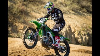 We caught up with Monster Energy/Pro Circuit Kawasaki's Adam Cianci...