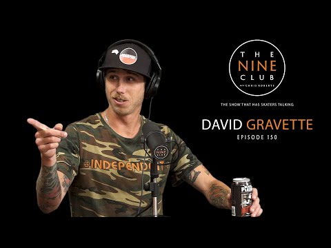 David Gravette | The Nine Club With Chris Roberts - Episode 150