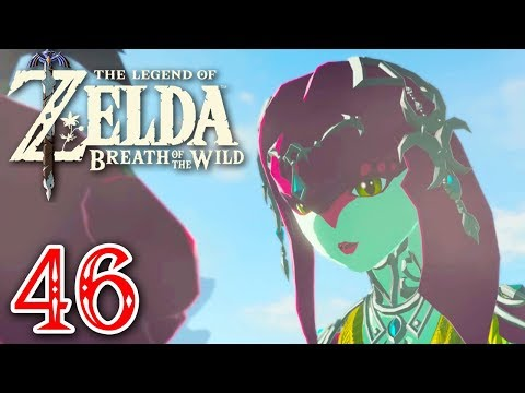 Les épreuves de Mipha | ZELDA BREATH OF THE WILD #46