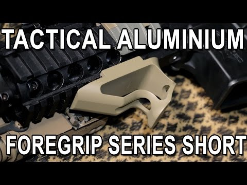 AIRSOFT | REVIEW | TBC | TACTICAL FOREGRIP ( ENGLISH SUBS )