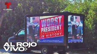 Donald Trump: Inician una campaña publicitaria en contra del expresidente