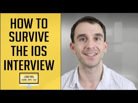 How To Survive The IOS Interview