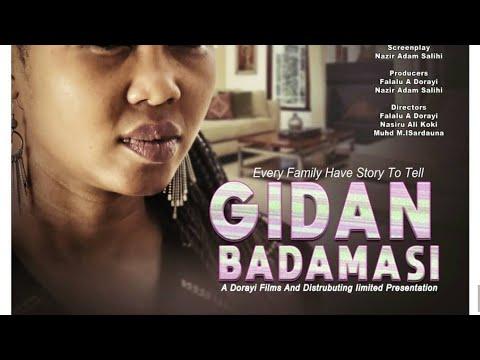 Download GIDAN BADAMASI (Episode 6 Latest Hausa Series 2019)