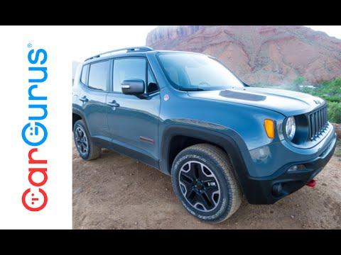 2015 Jeep Renegade Trailhawk | CarGurus Impressions