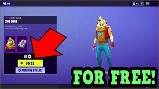 HOW TO GET *NEW* LIL WHIP SKIN FOR FREE! (Fortnite New Skins)
