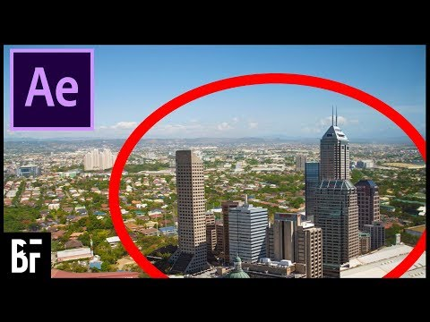Add Buildings in to Your Footage (After Effects)