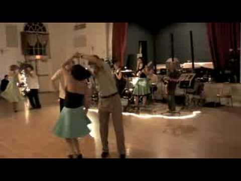 O-Tones at Albany Swing Dance