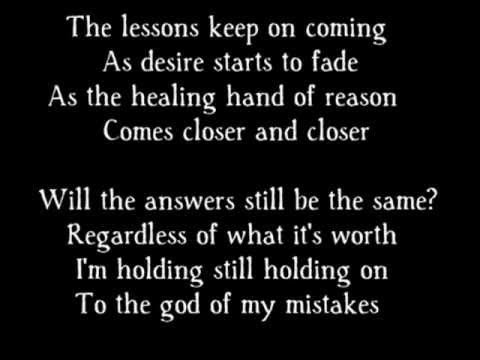 War of Ages - Desire (lyrics on screen)