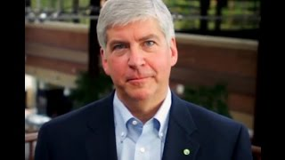 This Governor Poisoned All The Women And Children In Flint, Michigan