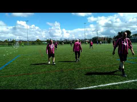 Tees Valley Over 50s Walking Football Team v Liverpool (Legends)
